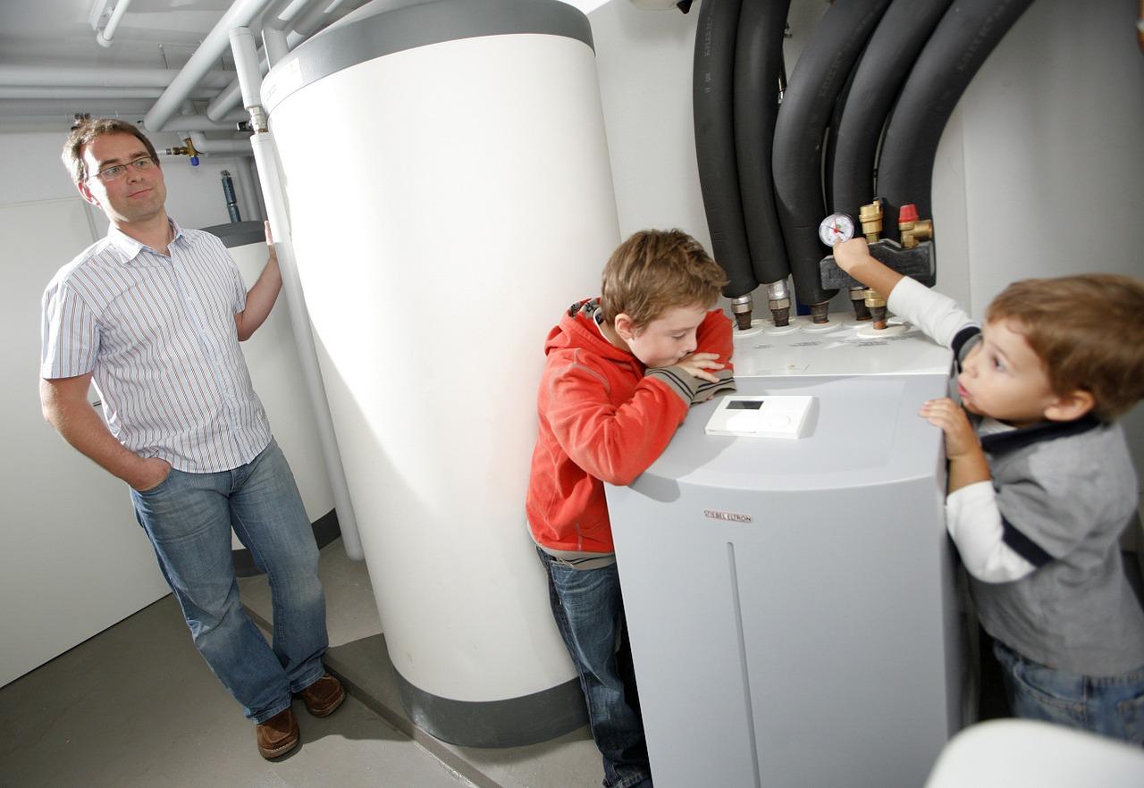 module hydraulique pompe à chaleur air/eau