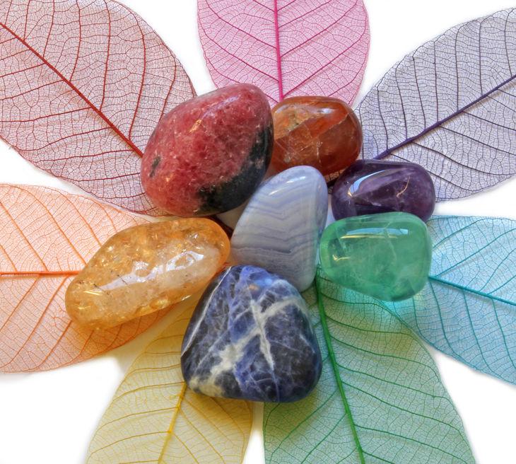 pierres et signification de leurs couleurs