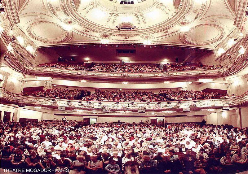 Le Théâtre Mogador