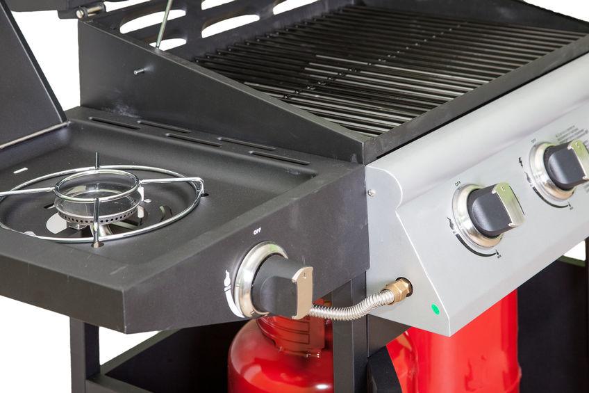cuisson au gaz