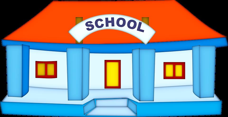 L'École, Bâtiment, L'Éducation, La Propriété