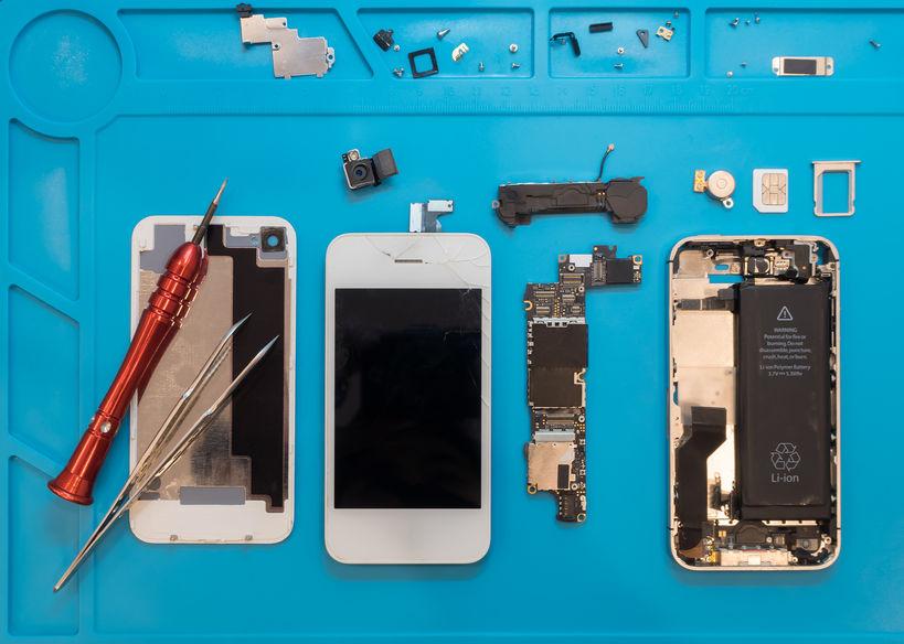 pièces détachées smartphones