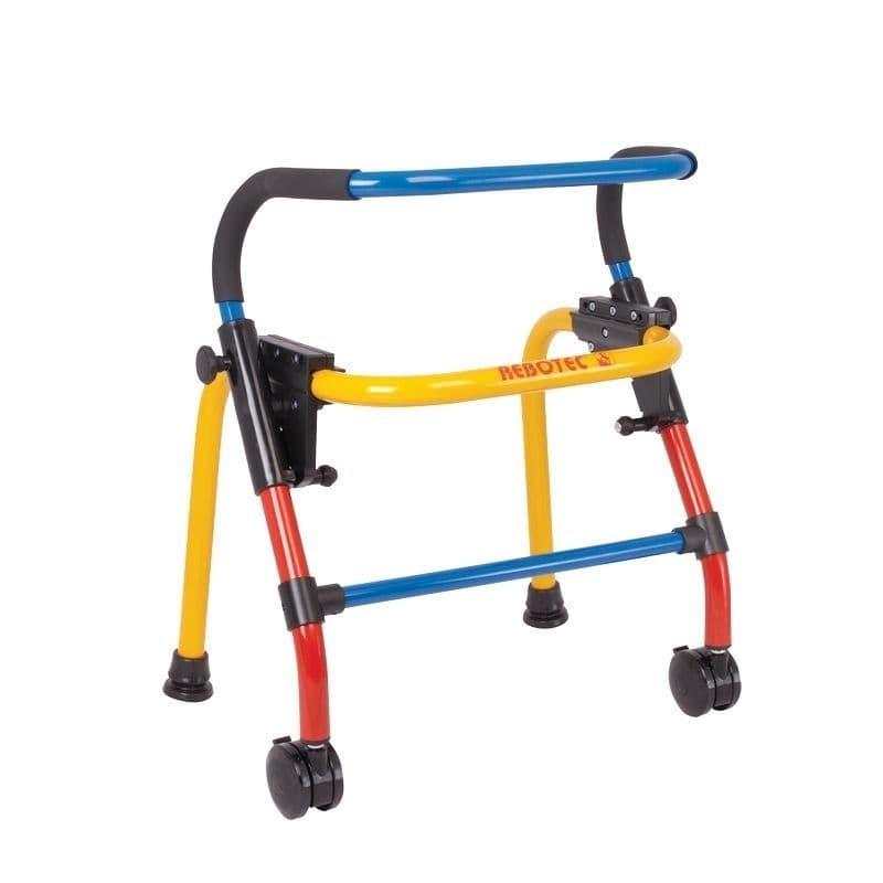Déambulateur à deux roues, un équipement confortable et sécurisé