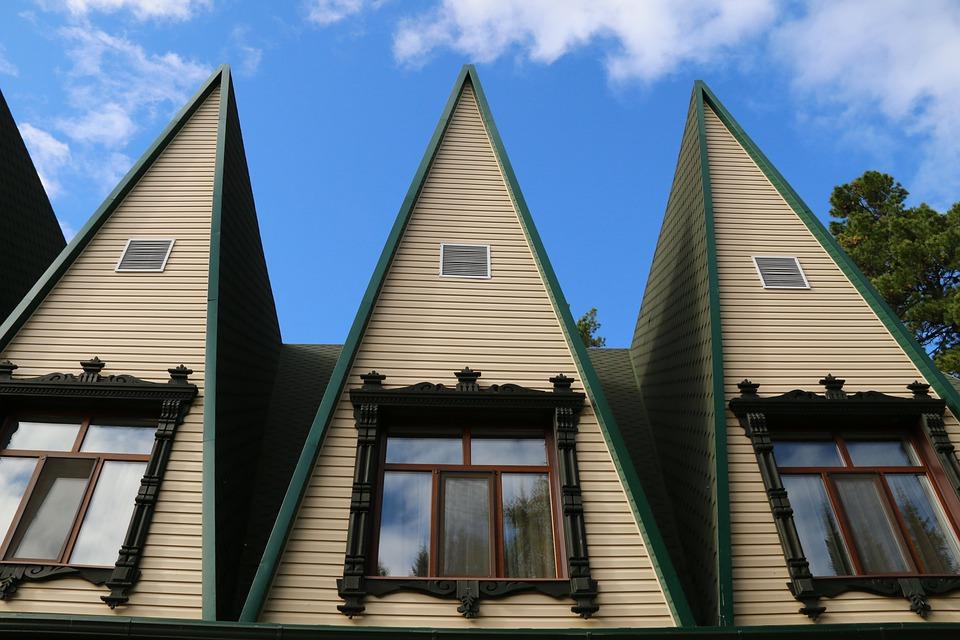 L'Architecture, Maison, Accueil, Bâtiment, Toit