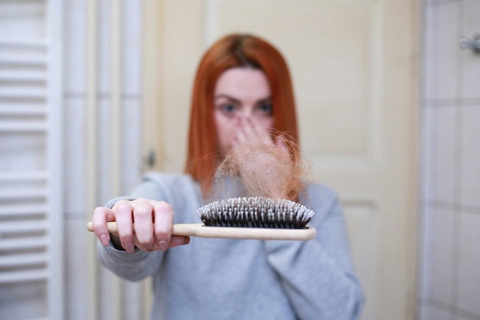Perte De Cheveux, Cheveux, Vieux, Calvitie, Personnes